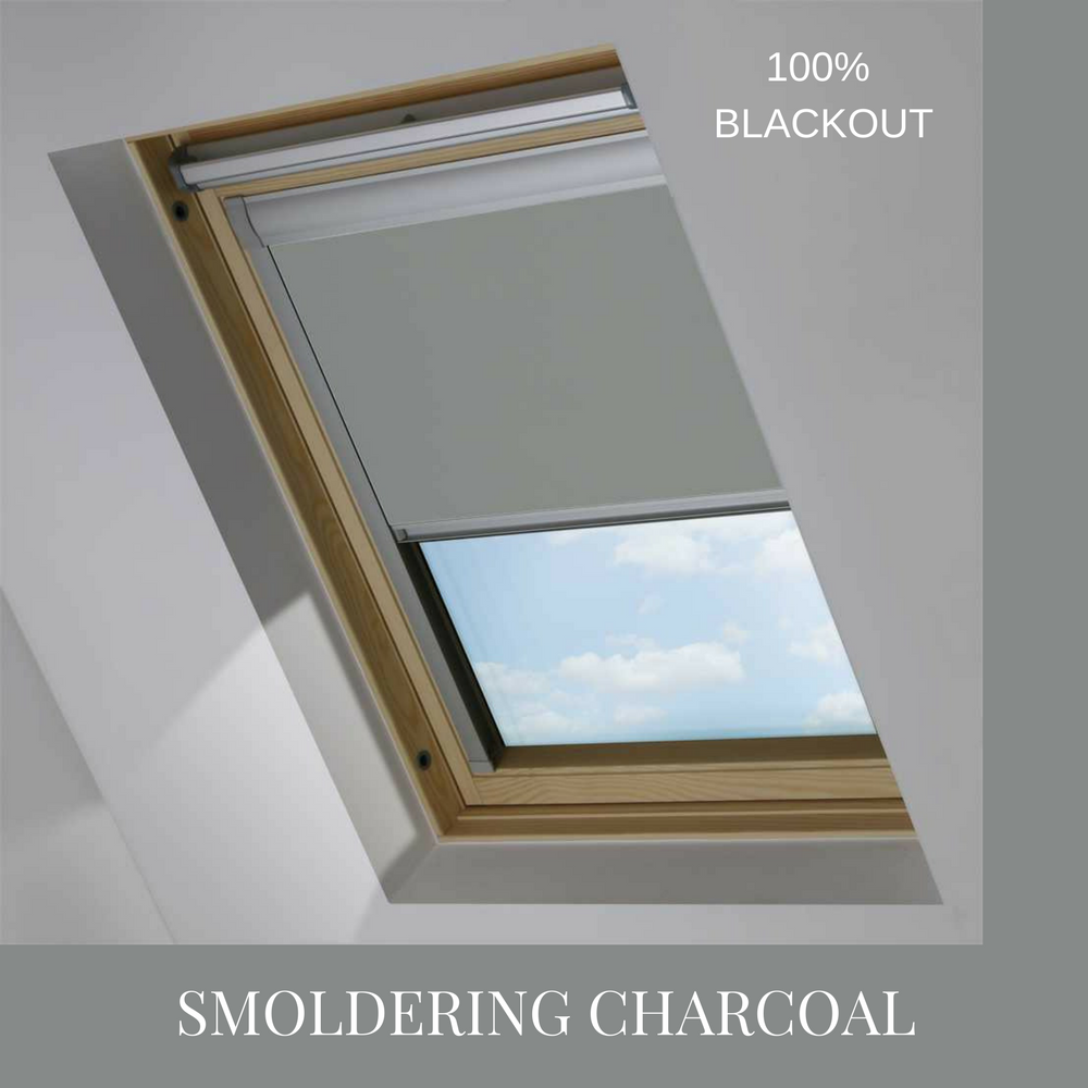 Velux blackout blinds bizzy blinds for Velux window shades