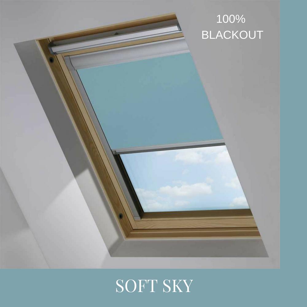 velux blackout blinds bizzy blinds. Black Bedroom Furniture Sets. Home Design Ideas