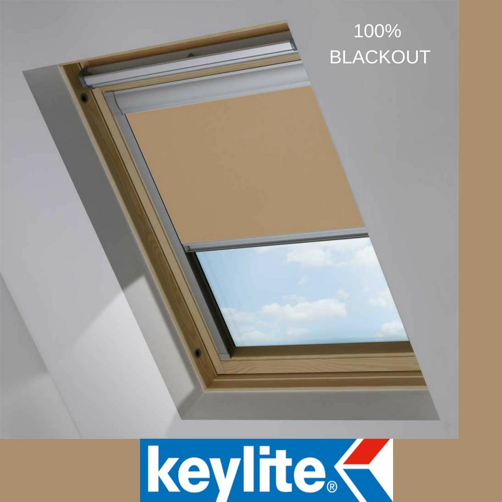 Keylite 174 Blackout Blinds Bizzy Blinds
